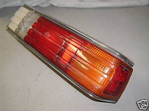 SUBARU GLF GL ?? 220-20260R LH Driver side TAIL LIGHT 81 82