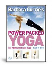 Barbara Currie: Power Packed Yoga [DVD], DVDs
