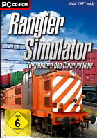 Rangier Simulator (PC, 2009, DVD-Box) NEU | p328