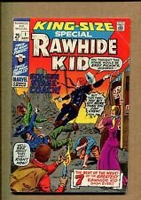 King-Size Rawhide Kid #1 - Jack Kirby Art! - 1971 (Grade 4.0) WH