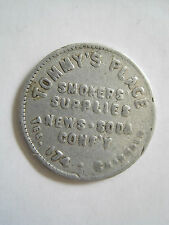 Tommy's Place Chisholm Minnesota Trade Token Good for 25 Cents