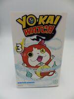 Livre MANGA TOME 3 KAZE YO-KAI WATCH vers. FRANCAISE
