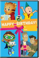 PBS KIDS: Happy Birthday [New DVD]