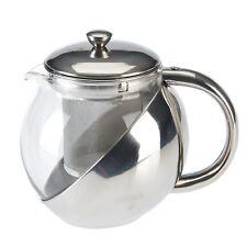 Teekanne Tee Kanne 0,65 Liter mit Edelstahleinsatz