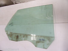 1972 CONTINENTAL 4 door RIGHT REAR DOOR WINDOW GLASS OEM USED ORIG LINCOLN