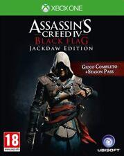 Assassin's Creed 4 Jackdaw Edition XBOXONE - totalmente in italiano
