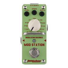 AROMA AMS-3 Guitar Effect Pedal Mod Station Modulation Ensemble Electric Guitar