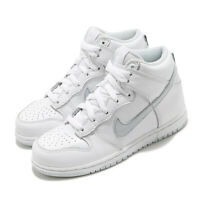 Nike Dunk High SP PS White Pure Platinum Kid Preschool Casual Shoes DC9053-101