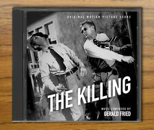 THE KILLING / KILLER'S KISS / DAY OF THE FIGHT Gerald Fried RARE FILM SCORES