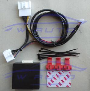 Auto Folding Mirror Module by Original Remote For Isuzu Dmax 20-21 Mux 21 2021