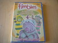 Fimbles Magiche emozioni  BBC DVD Animazione bambini lingua italiano inglese 818