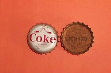 Coke Caps Hockey 1965-66 Crossed Sticks Player Henri Richard send in contest