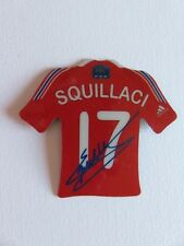 Magnet - Foot - Maillot Equipe de France - Squillaci - FFF - N° 17