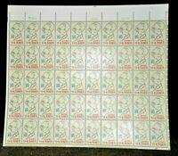 CatalinaStamps: US #2862 Mint Sheet, B107