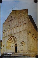 Affiche France Dordogne Périgord ST PRIVAS DES PRES - Tourisme
