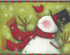 Lang Christmas Cards, Box Of 21, Snowman's Suprise By Susan Winget (107)