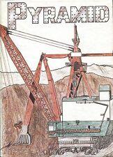 PINCKNEYVILLE HIGH SCHOOL, PINCKNEYVILLE, ILLINOIS YEARBOOK - PYRAMID - 1978