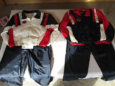 Vintage MacGregor Usa Warm Up Jogging Suit Suits Sz L Cool Excellent Lot of 2