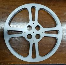 """16 Mm 13 3/4"""" 13.75"""" Metal Motion Picture Film Take Up Reel Free FedEx 2nd Day"""