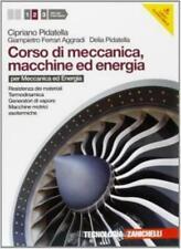 Corso di meccanica macchine ed energia, vol.2 ZANICHELLI cod:9788808227706