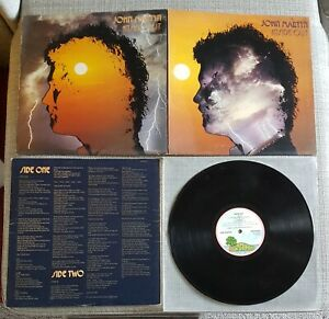 JOHN MARTYN-INSIDE-OUT-ORIGINAL UK ISSUE ALBUM ON ISLAND RECORDS-1973-GOOD.COND