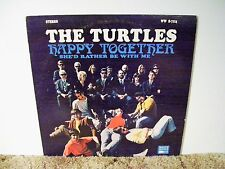 THE TURTLES , HAPPY TOGETHER , RARE 1967 NEAR MINT COLLECTIBLE , NM / NM