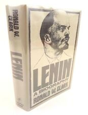 Lenin, A Biography. 1st edition, review copy. Protected in mylar. Very good.