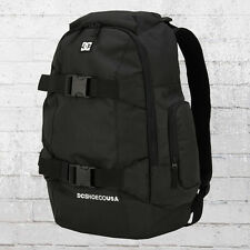 DC Shoes Rucksack Wolfbred 2 schwarz Backpack Board-Halter Laptop Fach Notebook