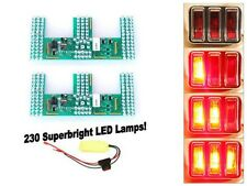1967 1968 Ford Mustang LED Sequential Tail Light Kit (Easy Install)