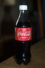Bouteilles / Bottle Coca Cola SERBIE JEUX OLYMPIQUES 2016 neuve,pleine !!