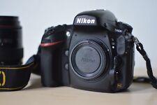 Nikon D D800 36.3 MP SLR-Digitalkamera - Schwarz (Nur Gehäuse) 25K Auslösungen