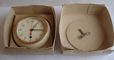 RARE TYPE USSR RUSSIAN SOVIET SUBMARINE NAVY MARINE SHIP WALL CLOCK 4-73
