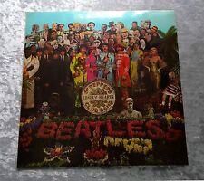 BEATLES Sgt Pepper LP 1st UK PRESS IN MONO, JUNE 1967,SENSATIONAL UNPLAYED MINT