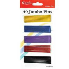Annie 40 Jumbo Pins 2 3/4'' #3309 Assorted Color