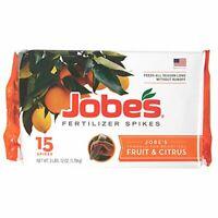 Fertilizer Spikes Fruit And Citrus Tree Apple Peach Cherry Nut Trees NEW