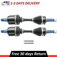 Front CV Axle Shaft Assembly Pair Set 2PCS Fits 95-04 Toyota Tacoma 4Runner New