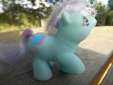 mon petit poney my little pony HASBRO G1 BABY PEEKS BABY PONIES 1987 VINTAGE