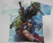 New Marvel Thor: Ragnarok Friend Fight Mens Graphic T Shirt Large