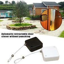 Punch-free Automatic Sensor Door Closer Portable Home Office Doors Off 2020