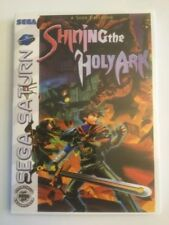 Replacement Case (NO GAME!) Shining The Holy Ark - Sega Saturn