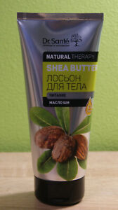 Luxury Body Lotion Dr.Sante. Shea Butter. 5% Urea. Natural Therapy. 200ml
