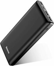 BASEUS 30000MAH USB POWER BANK USB C - BRAND NEW