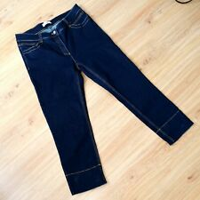 ❤️ GERRY WEBER 7/8 Stretch Jeans Hose Capri Straight Fit 42 R NEUWERTIG