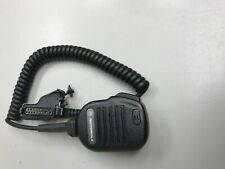 MOTOROLA REMOTE SPEAKER NMN6193C FOR RADIO HT 1000 - USED