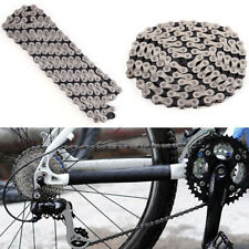 Silver Shimano IG51 Steel Bicycle Chain 6/7/8 Speed Replace MTB Chain 116-link
