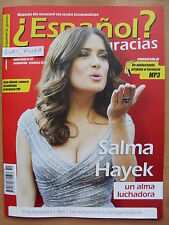 "SALMA HAYEK on front cover ""Espanol? Si,Gracias"" Magazine number 32"