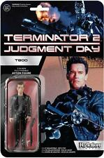 "Terminator 2 T-800 Terminator ReAction 3 3/4"" Figure T2 Arnold Schwarzenegger"