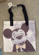 Disney Mickey Mouse Canvas Tote Bag