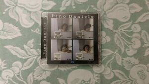 PINO DANIELE - PINO DANIELE ALBUM CD [2008 REMASTERED] EMI MUSIC