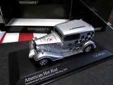 1/43 American Hot Rod Spielwaren-Messe-Modell Nürnberg 2004 MINICHAMPS MINT+RAR!